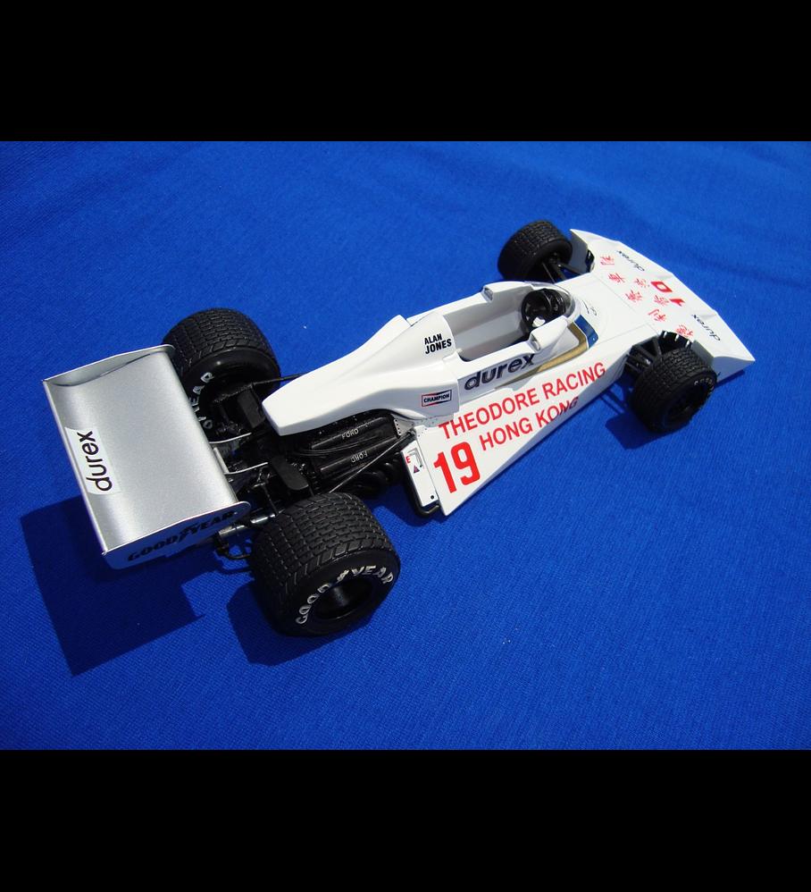 1/20 F1 Resin kit - Surtees TS19 1976 Japan GP