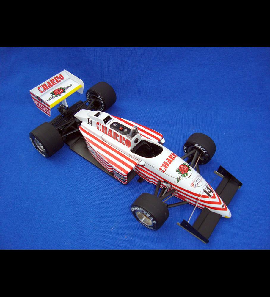 1/20 F1 Resin kit - AGS JH22 Australia GP