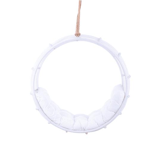 Silla Colgante Boho Blanca - Niño