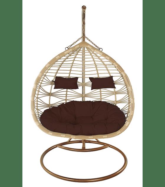 Silla Colgante XL - Bamboo