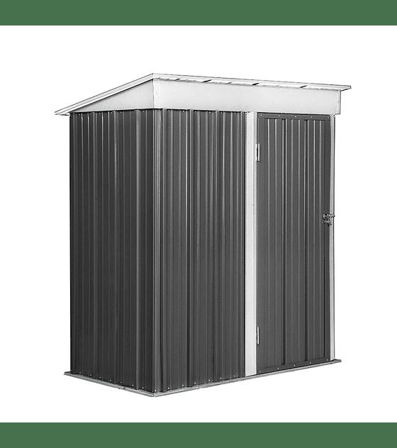 Bodega Jardin 162x92x180 BOXSHED color Grafito