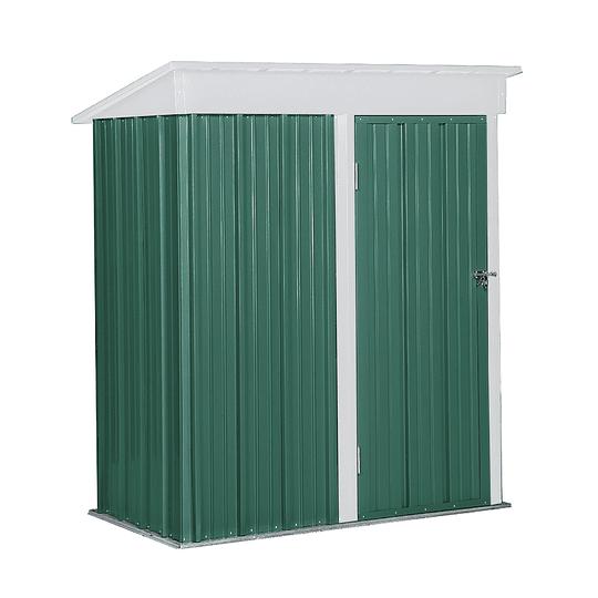 Bodega Jardín 162x92x180 Boxshed Color Verde