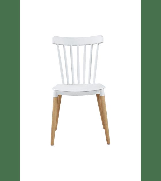 Silla Windsor Diseño Blanca
