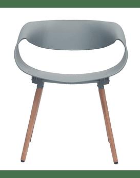 Silla Diseño TWIST - GRIS
