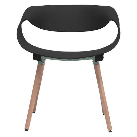 Silla Diseño Twist - Negro
