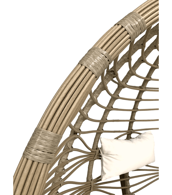Silla Colgante XXL Rattan - Bamboo