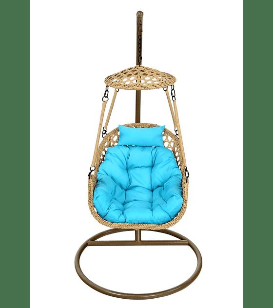 Silla Colgante Nipona - Caramelo