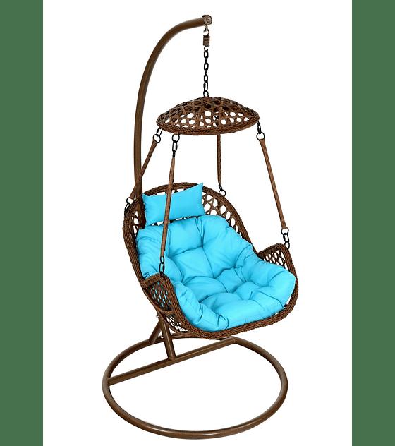 Silla Colgante Nipona - Chocolate