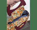Bolso con manillas