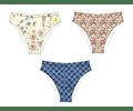 Calzón Bikini Tradicional