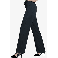 3 Tallas Pantalón Clásico Recto