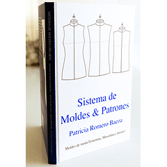 LIBRO: Sistema de Moldes y Patrones IMPRESO