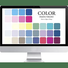 Paletas de Colores Digitales
