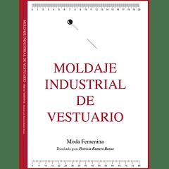 LIBRO: Moldaje Industrial de Vestuario IMPRESO