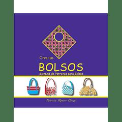 LIBRO: Crea tus Bolsos IMPRESO