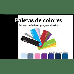 LIBRO: Paletas de Colores IMPRESO