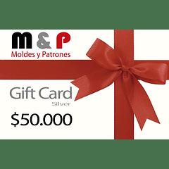 Ahorra $10.000 en la Gift Card de $50.000