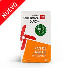 MEZCLA PAN DE MOLDE 5 KG