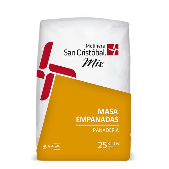 MEZCLA MASA DE EMPANADAS 25 KG