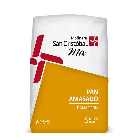 MEZCLA PAN AMASADO 5 KG