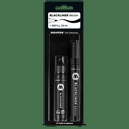 Blackliner Brush + Refill