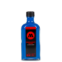 Permanent Paint 125 ml - Traffic Red