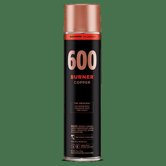 BURNER™ 600ml - Cooper
