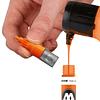 Pack 10 marcadores acrílicos One4All 127HS 2mm Set pastel (Venta sin empaque)