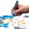 1 mm Grafx Pump Softliner Aqua ink