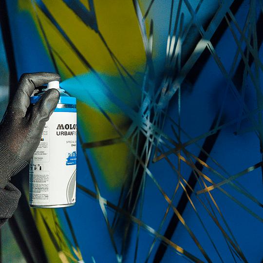 Spray UFA Artist Acrylic 400ml (48 colores)