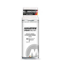 Spray UFA Styrofoam PRIMER white 400ml