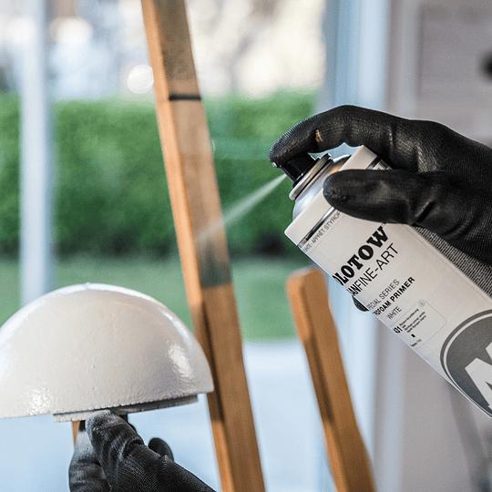 Spray UFA Styrofoam primer white 400ml