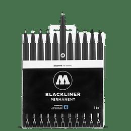 Blackliner Set 11 Marcadores