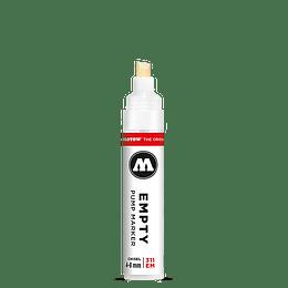 4-8 mm biselado - Emtpy marker 311EM