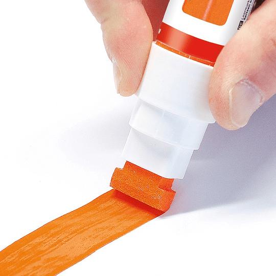 15 mm punta rectangular  - Emtpy marker 611EM