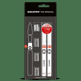 Pack Marcadores y Puntas - Starter set 111em - 2mm
