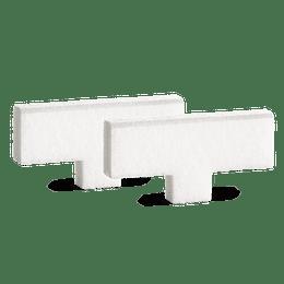 60 mm - Pack 2 puntas Flowmaster