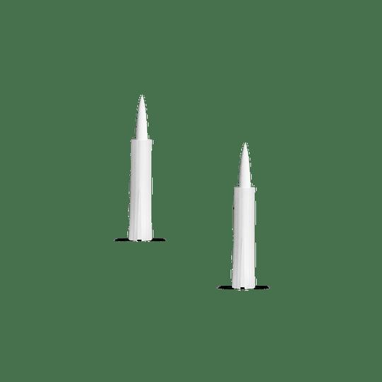 1 mm - Pack 2 puntas Brush