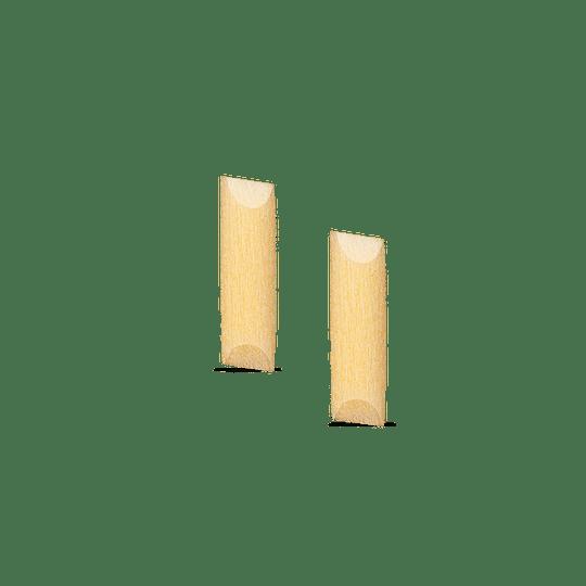 4-8 mm - Pack 2 puntas Chisel