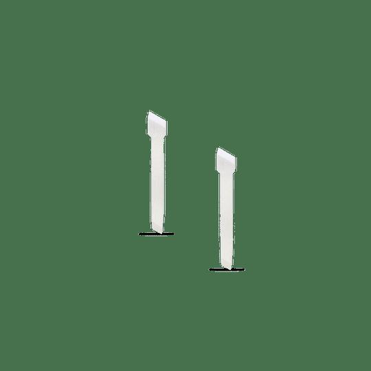 2-6 mm - Pack 2 puntas Chisel