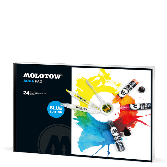 A3 - 39 x 27 cm - Professional Artpad Aqua Pad