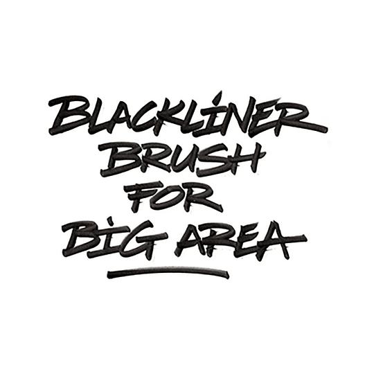 Blackliner (punta pincel) - Brush