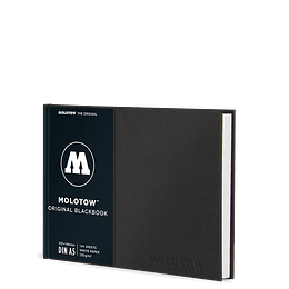 A5 - Molotow Blackbook