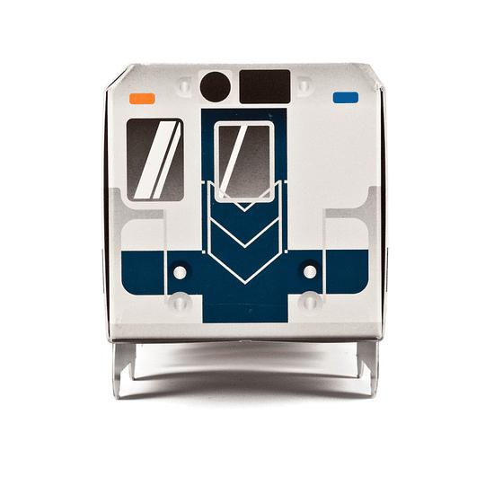 Mini Subwayz - NYC Train