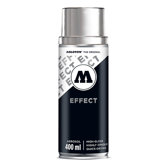 Spray UFA Effect 400ml - #416 chrome