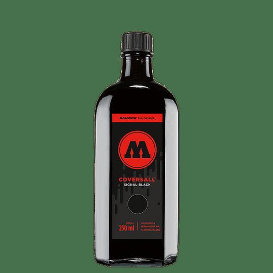 Refill Coversall 250ml - Signal Black