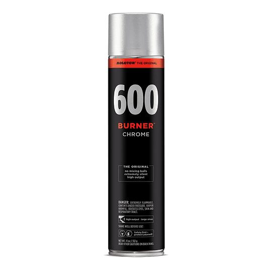 Spray BURNER™ 600ml - Chrome