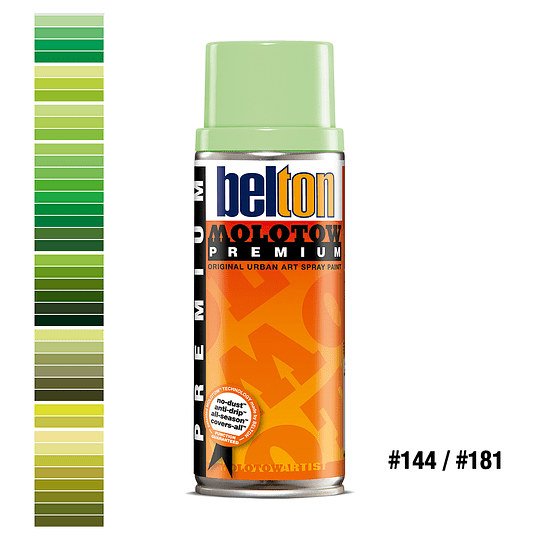 Spray PREMIUM 400ml<br> #144 / #181