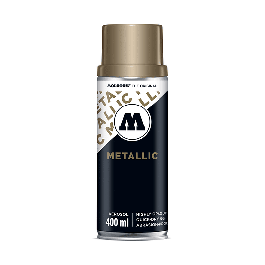 Spray UFA Effect 400ml #419 - Metallic gold