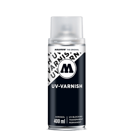 Spray UFA 400ml #422<br>UV-varnish matt